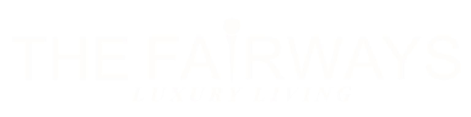 logo transparent fairways no background